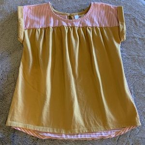 Hanna Andersson Top — Size 120 (6-7) — Like New